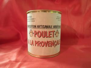 Poulet à la provençale