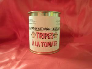 Tripes à la tomate