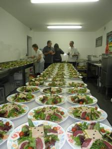 entrée salade périgourdine