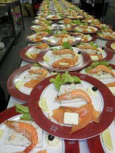 poisson assiette nordique